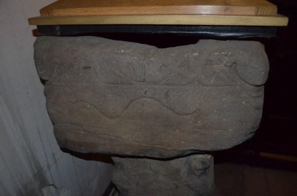 St Laurence bapistry bowl