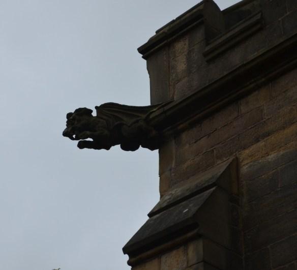 St Laurence gargoyle