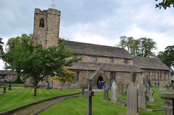 St Mary at Whalley