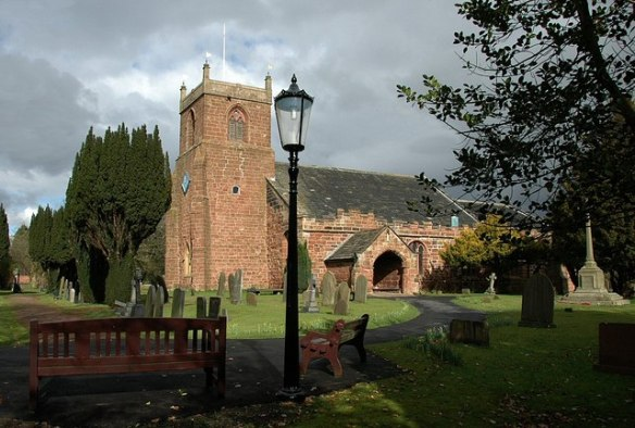 St Mary Eccleston