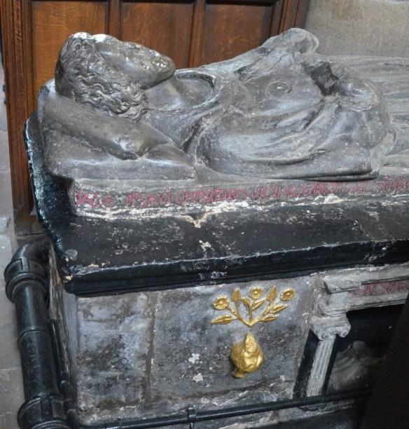 St Wilfrid crypt