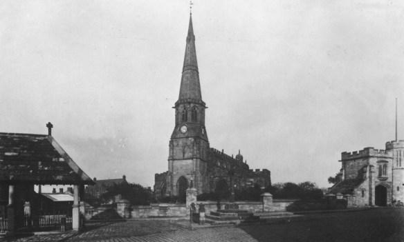 St Wilfrid old