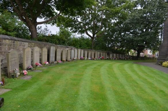 Wilfrid's cemetery
