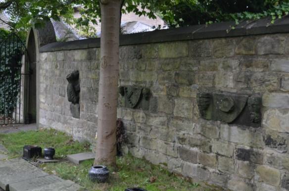 Wilfrid's wall