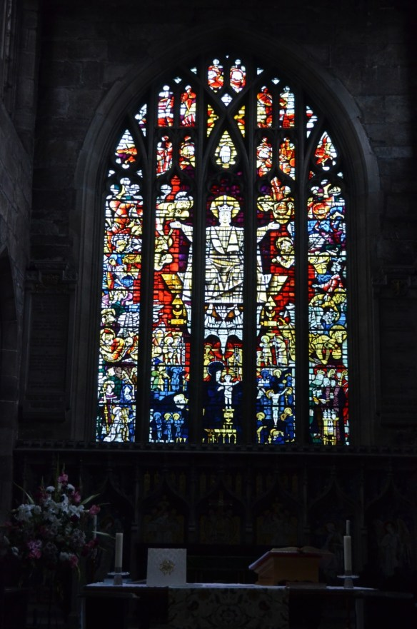 Wilfrid's windows