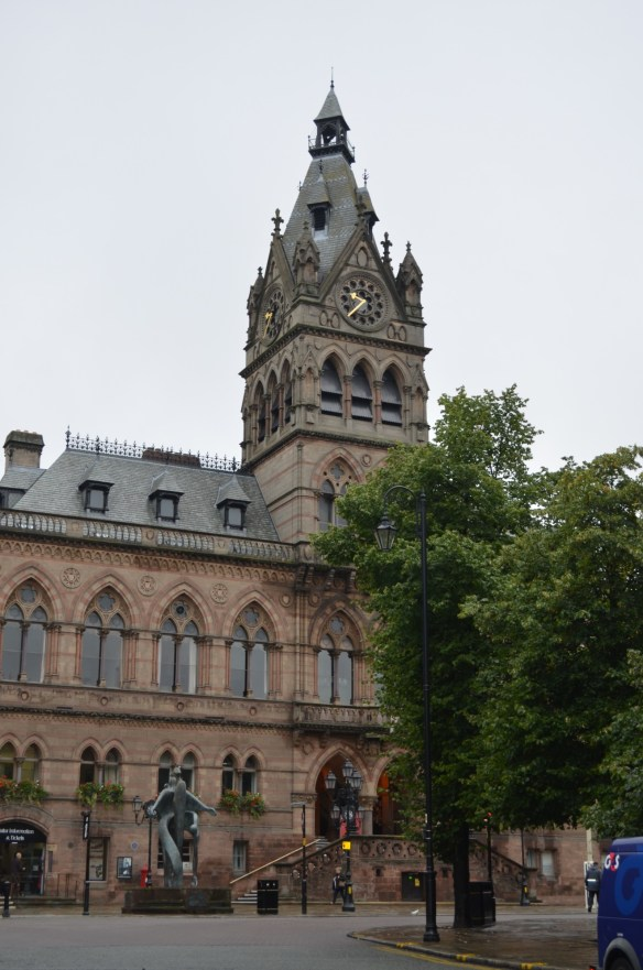 Chester city hall