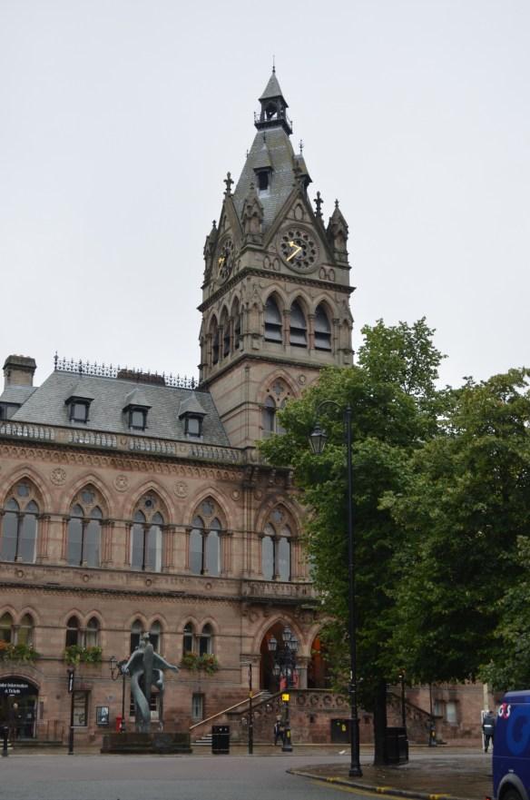 Chester city hall