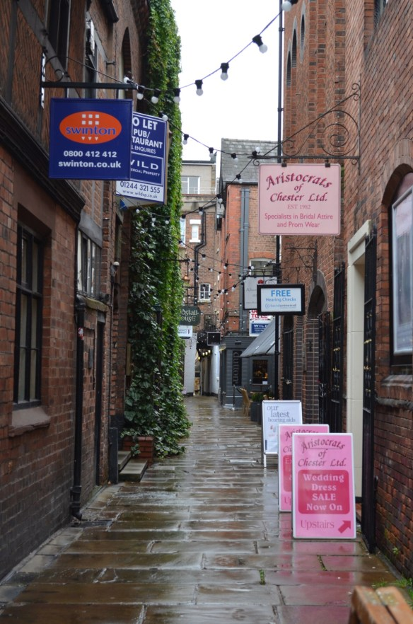 Chester Godstall lane