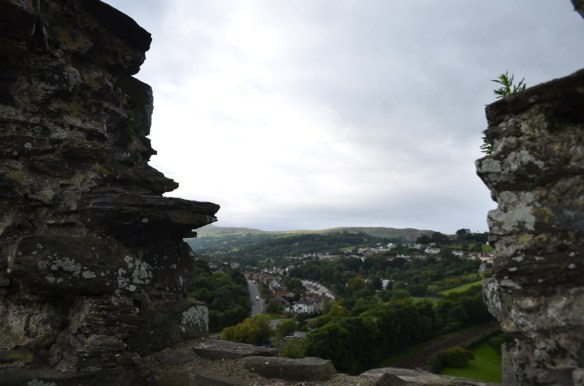 Conwy countryside