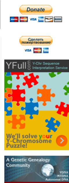 Yfull Company | DNAeXplained – Genetic Genealogy