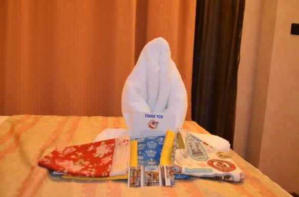 Towel seal