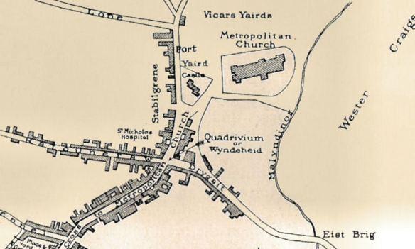 glasgow precinct 1574