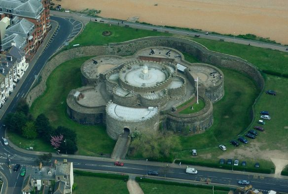 deal castle aerial