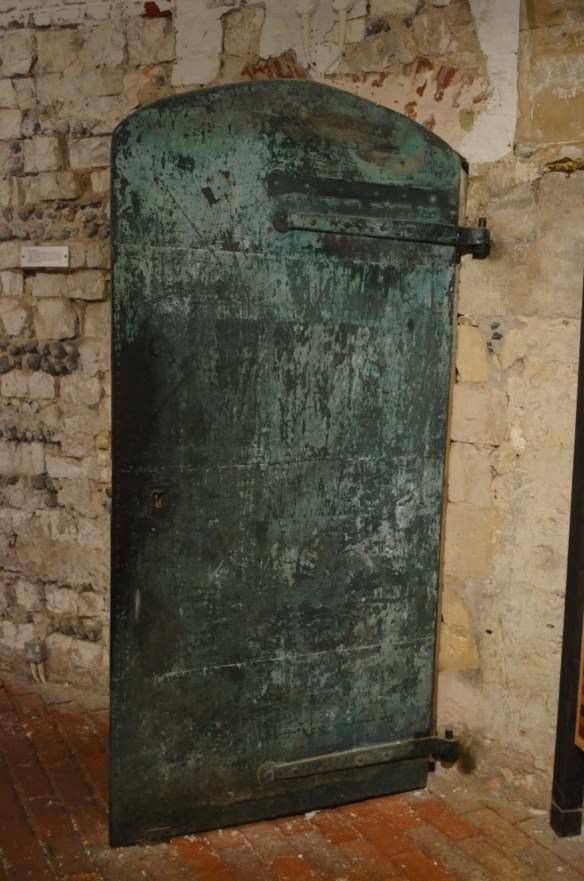 deal castle copper door