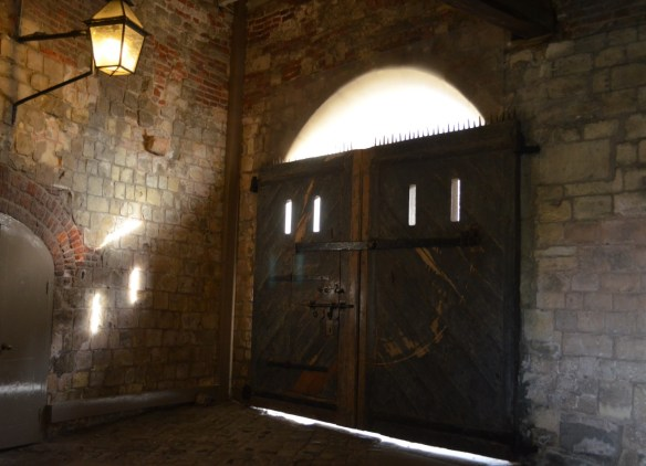 deal castle entranceway