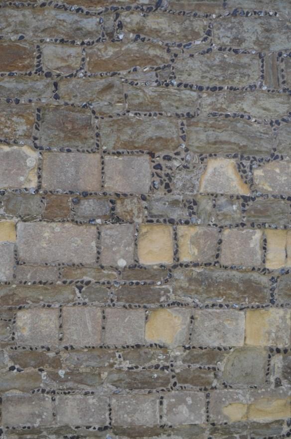 deal castle flint morter