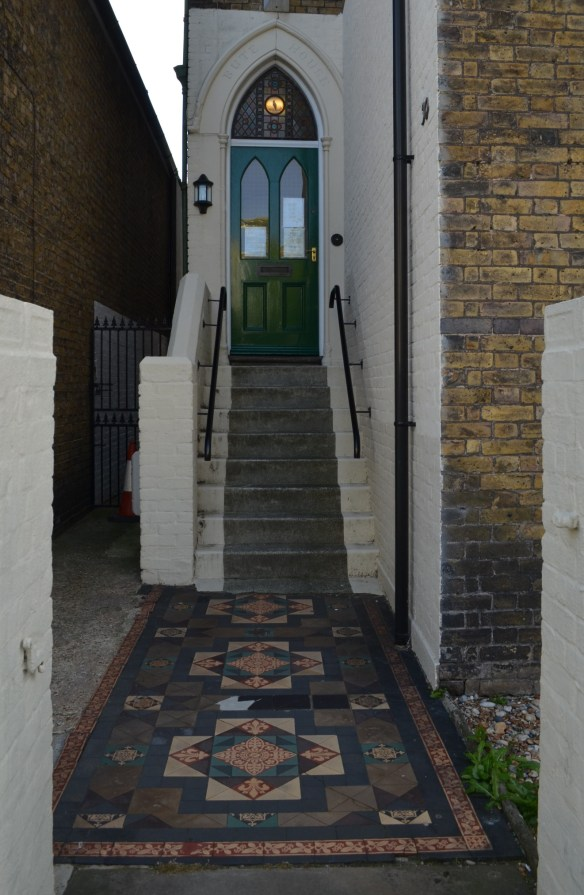 deal tile entryway