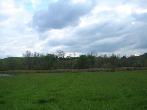 dodson land rr tracks