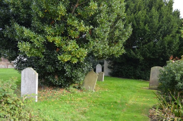 st leonard's rear burials