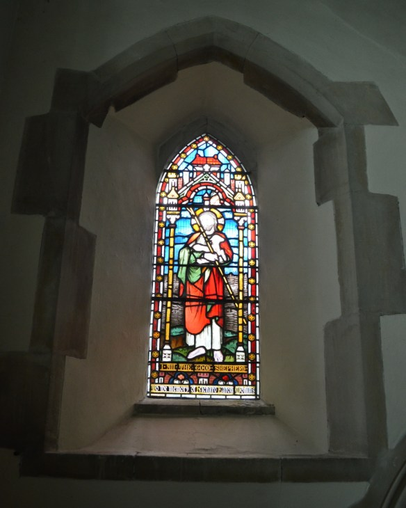 st nicholas ringwould windows4
