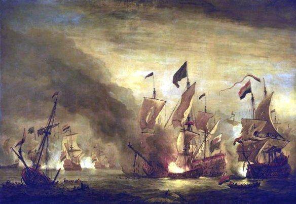 battle of solebay