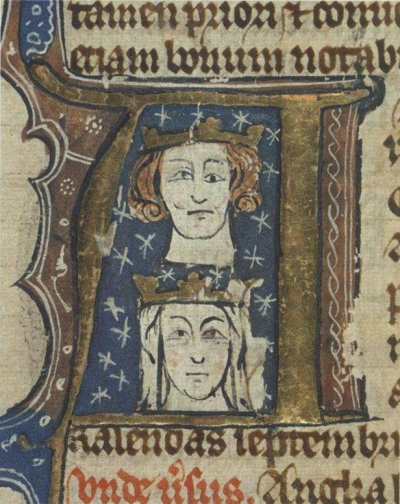edward eleanor manuscript