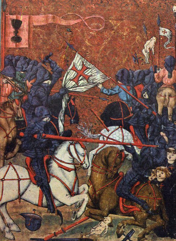 jena codex crusader cross