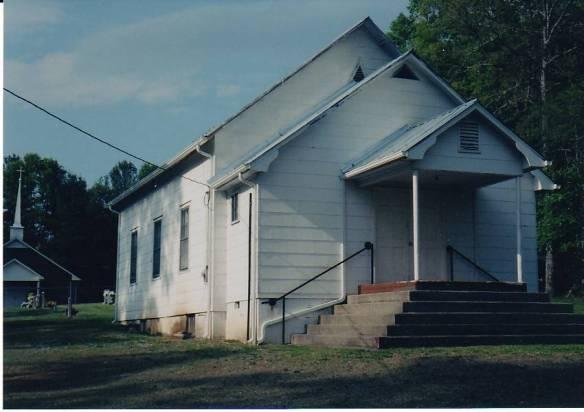 harrold mountain church