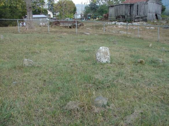 Fairwix stone at barn