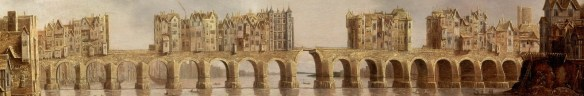 London Bridge pano