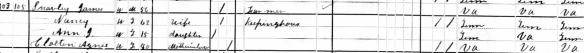 1880 Clarkson census