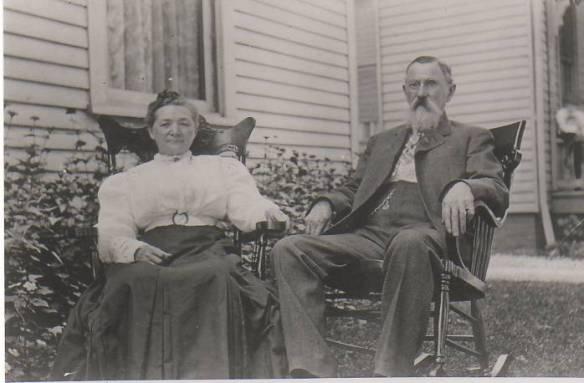 Barbara Drechsel and Jacob Kirsch