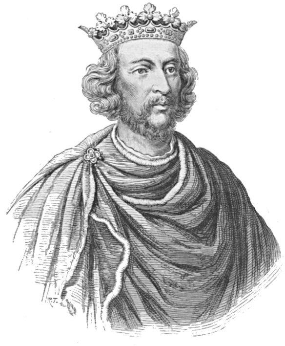 Henry III sketch