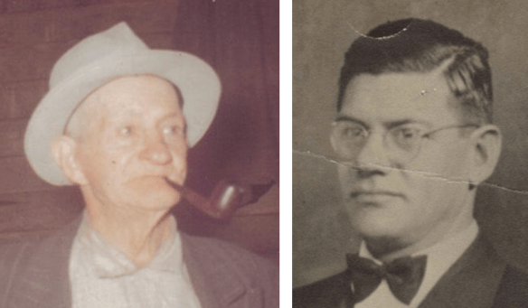 William George and William Sterling Estes
