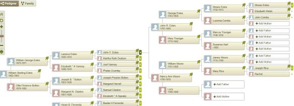 ancestry most tree 2