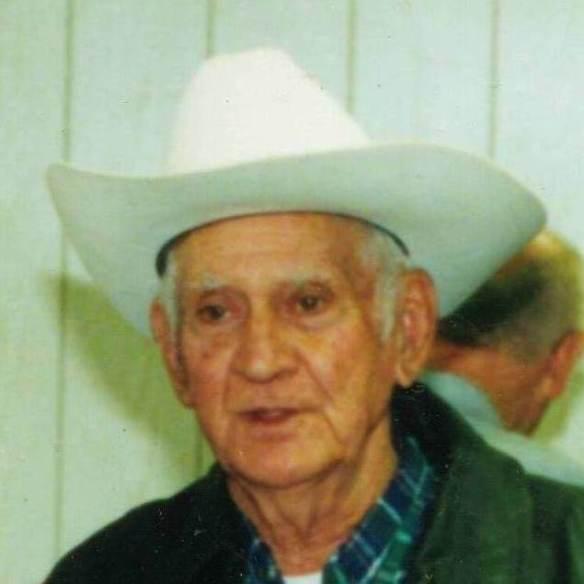 Buster Estes cowboy hat