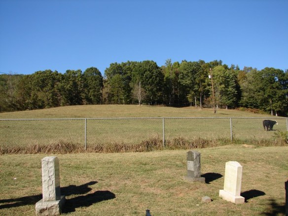 Lazarus Estes cemetery