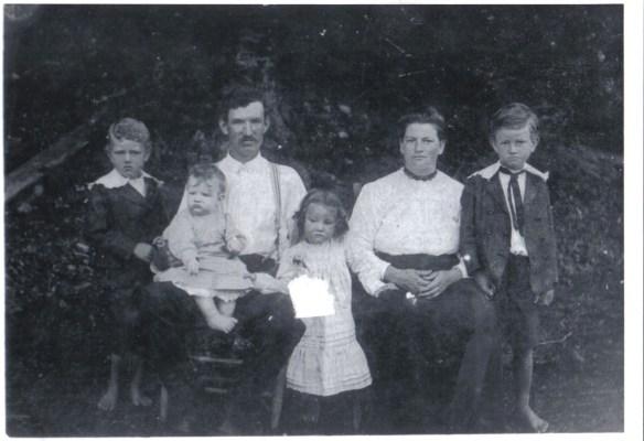 Martha Estes and William Norris family