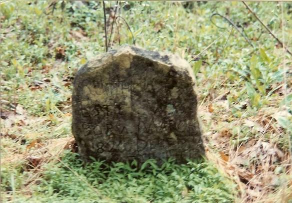 Rutha Estes stone