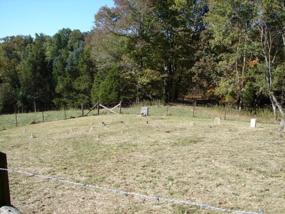 Upper Estes Cemetery