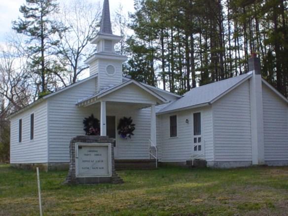 Luremia Lunenburg trinity church