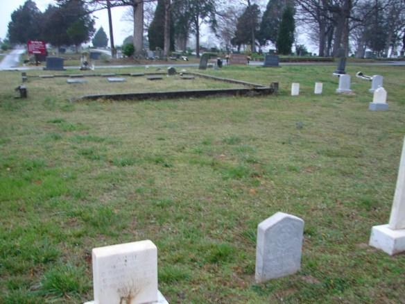 Luremia oak ridge unmarked graves