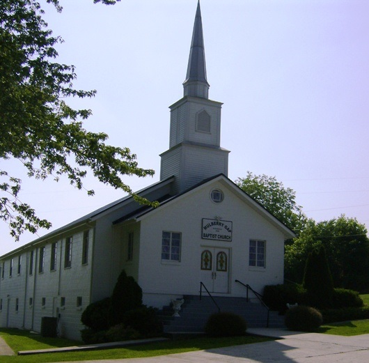 Mulberry Gap Baptist Church2