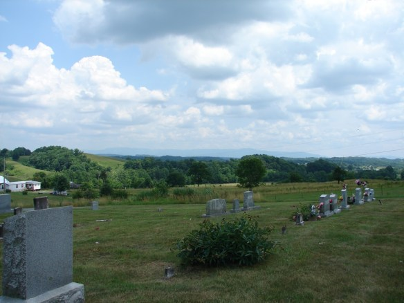 Carter's Station cemetery
