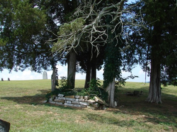 Carter's Station cemetery3