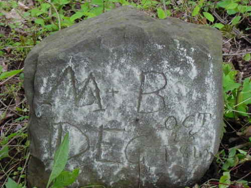 Mary Brown Stapleton gravestone