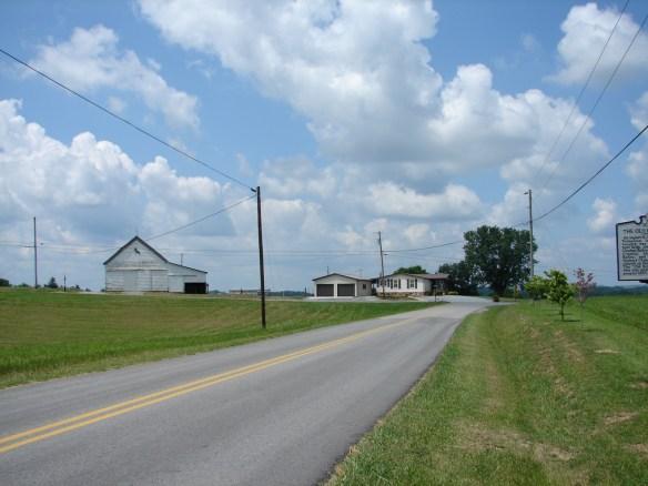 Wesley Chapel old site