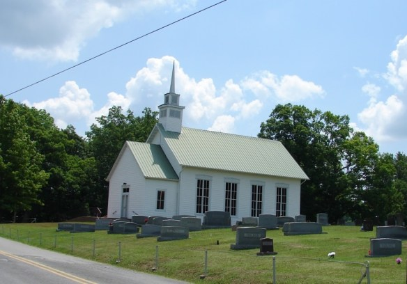 Wesley Chapel today