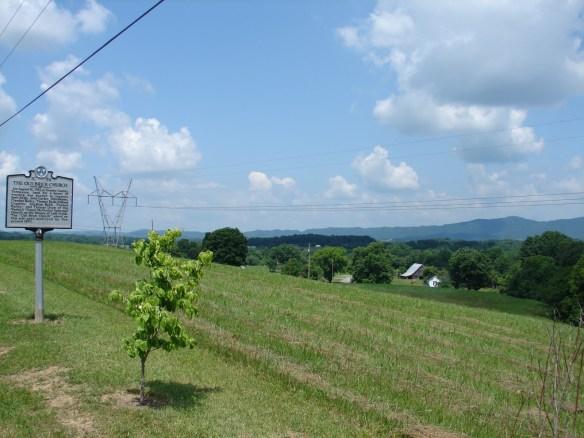 Wesley Chapel valley