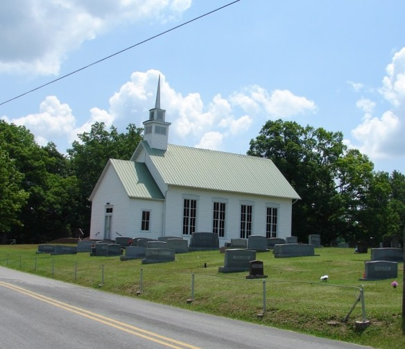 Wesley's Church